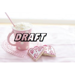 Pink cup image HD 1920×1280